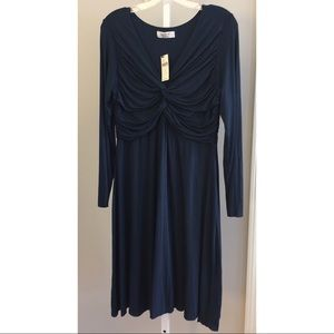 Anthropologie Dresses - ANTHROPOLOGIE Bailey 44 Gathered Jersey Dress